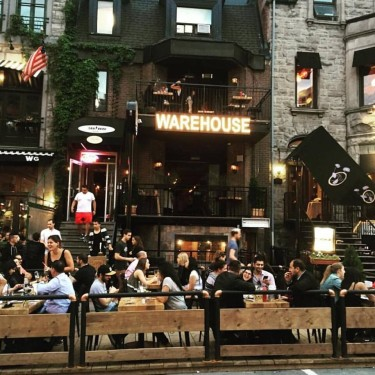 Le Warehouse